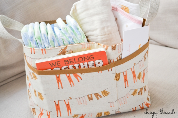 divided basket {chirpy threads}